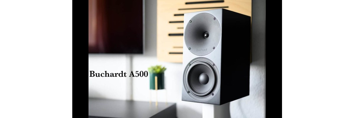 Buchardt Audio A500 Youtube-Review - Buchardt Audio A500 Youtube-Review