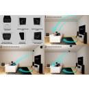 AperionAudio Novus A5 Wall/Ceiling Weiß Seidenmatt Aussteller