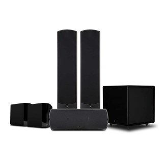 AperionAudio Verus III Surround Set