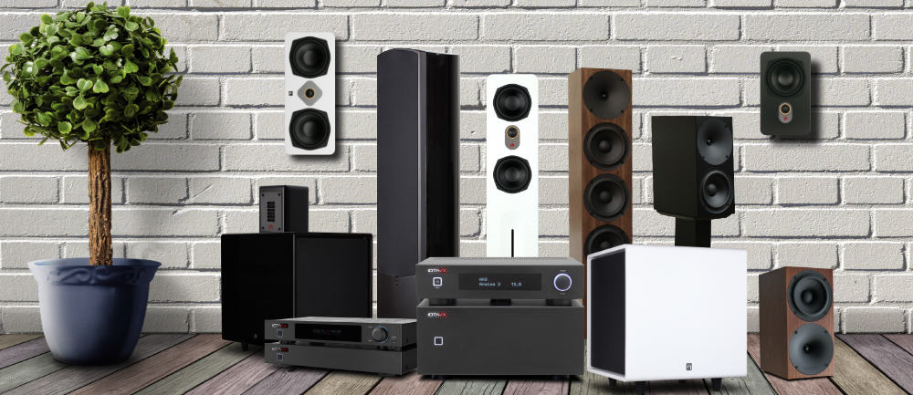 Hifi-Pilot - Direct sales of speakers, subwoofers, amplifiers and more of the brands AperionAudio, Buchardt Audio and IOTAVX.